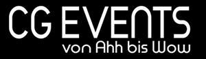 CG EVENTS Logo